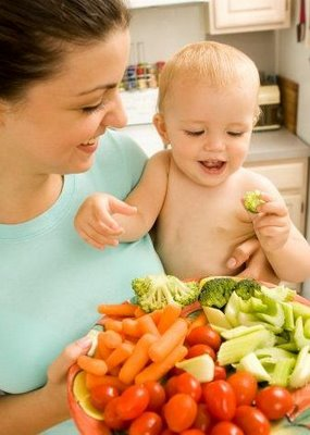 The child vegetarian.  Nutrition Tips