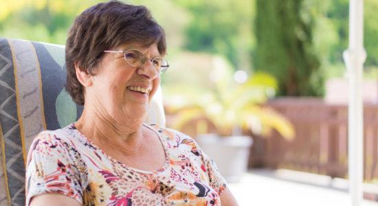 Seniors Socialize