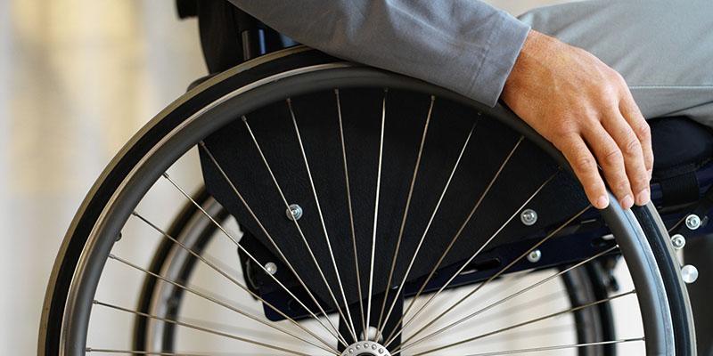 Etiquette Wheelchair users
